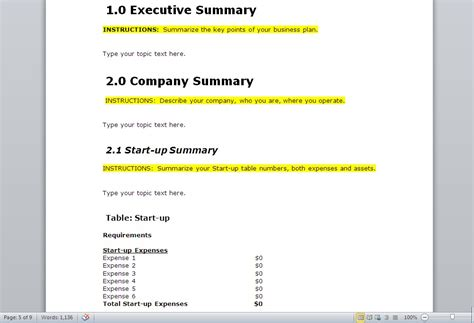 business continuity plan template nz business letter