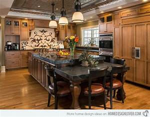 15 traditional style eat in kitchen designs decoration With custom eat in kitchen designs