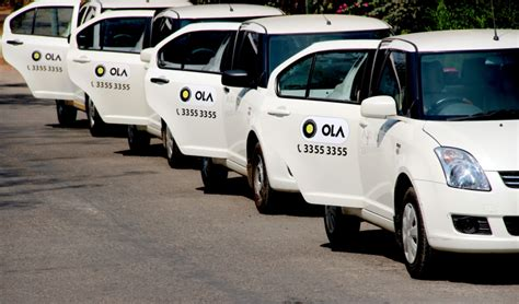 With Uber In Its Rear-view Mirror, Ola Is Racing To Cover