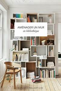 awesome mur bibliotheque images awesome interior home With charming meuble tv sur mesure design 7 meuble de salon macoretz agencement