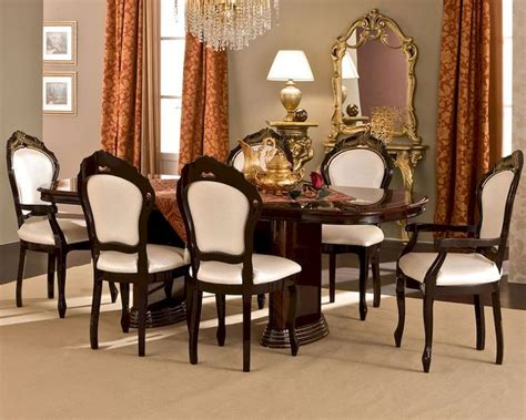 classic style dining set   italy