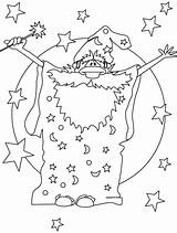 Wizard Coloring Pages Magician Drawing Magic Colouring Hat Drawings Printable Adult Designlooter Frog Bestcoloringpagesforkids Fairy Getcolorings Getdrawings 954px 07kb sketch template