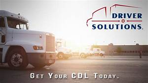 How To Get A Class A Cdl License