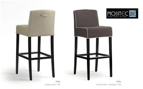 chaises hautes pour cuisine chaise haute bar bois cuisine en image