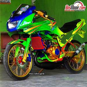 Gambar Motor Ninja Rr Keren