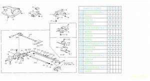 Subaru Loyale Valve Assembly-duty Solenoid  Mpi  Engine