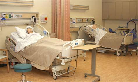 nursing simulation center school  nursing csuf