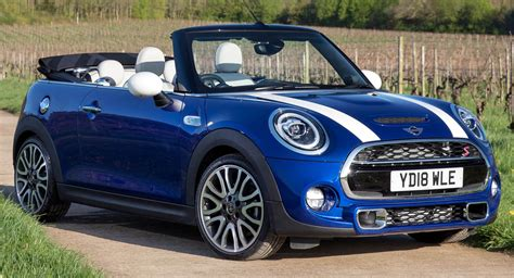 Mini Cooper Convertible Modification by Mini Celebrates 25 Years Of Convertibles With A New