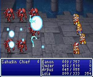 Final Fantasy I II Dawn Of Souls UIndependent ROM