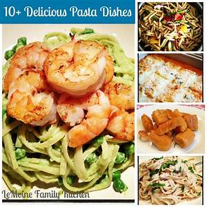 10+ Delicious Pasta Dishes {and a BIG Giveaway!}