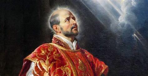 saint ignatius  loyola biography childhood life
