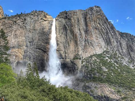 Run Hike Play Awesome Waterfalls Visit Yosemite