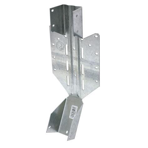 Floor Joist Hangers Home Depot by Strong Tie 18 Light Adjustable U Joist