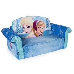 disney frozen marshmallow furniture flip open sofa