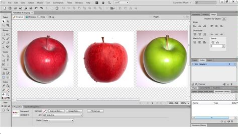 How To Use A Red Cushions In Decorating: How To Use The Colour Replace Tool In Adobe Fireworks CS6
