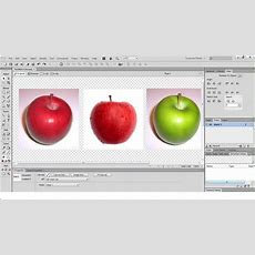 How To Use The Colour Replace Tool In Adobe Fireworks Cs6 Youtube