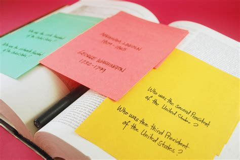 How To Write Flash Cards