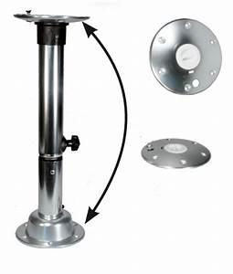 Füße Für Tische : twist lock fu f r tisch aus eloxiertes aluminium ~ Orissabook.com Haus und Dekorationen