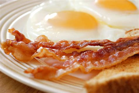 eggs and bacon say goodbye to bacon and eggs hoosier ag today