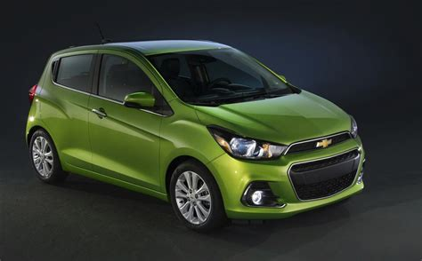 2016 Chevrolet Spark Unveiled, Will Become Holden Barina
