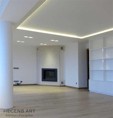 couleur plafond cuisine plafond lumineux design hegenbart
