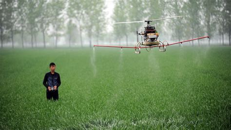 drones  drastically transform  agriculture