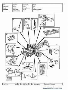 Volvo Bm L50 Wheel Loader Parts And Service Manuals