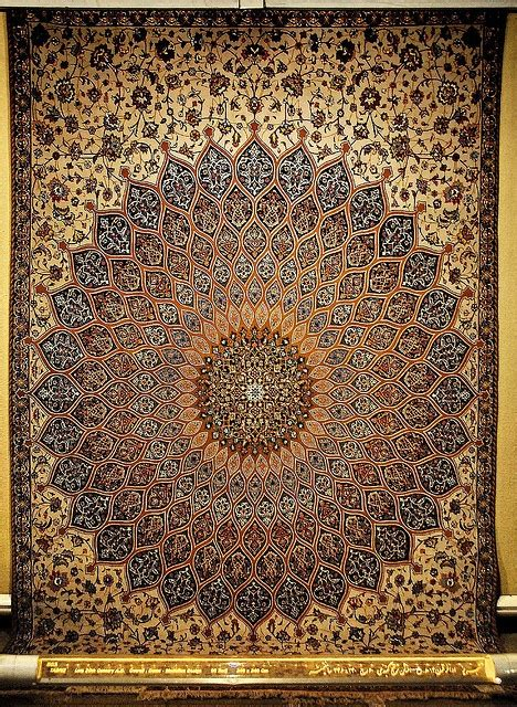beautiful carpets    middle east