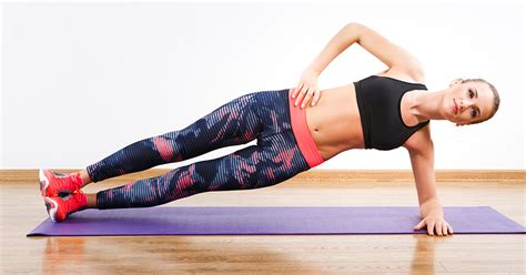 5 No-Equipment Moves That Tone From Head to Toe