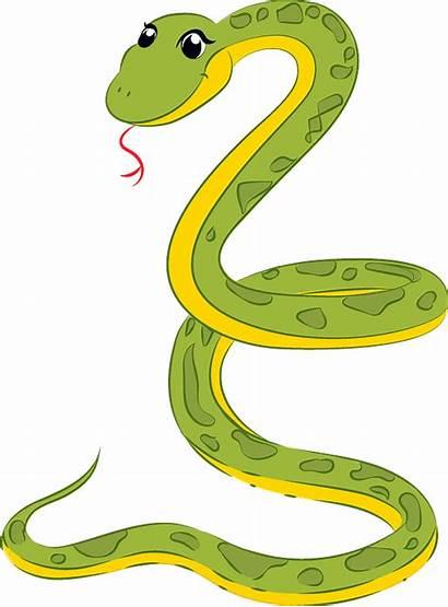 Snake Clipart Creazilla Week Transparent Heart Sacred