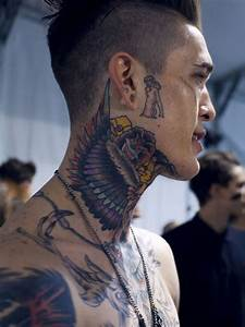 121 best Neck Tattoos images on Pinterest | Neck tattoos ...