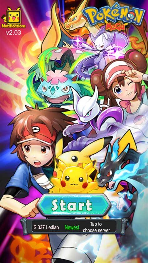 Pokemon Mega | OnRPG