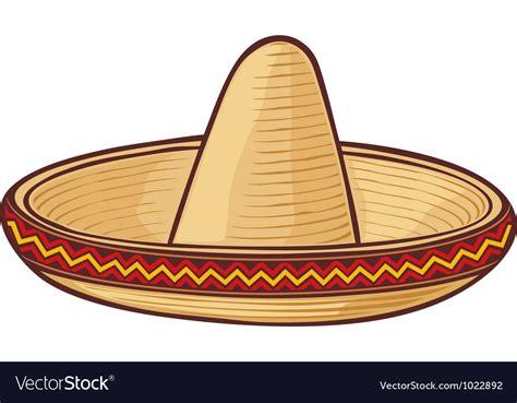 Sombrero Clip Sombrero Mexican Hat Royalty Free Vector Image