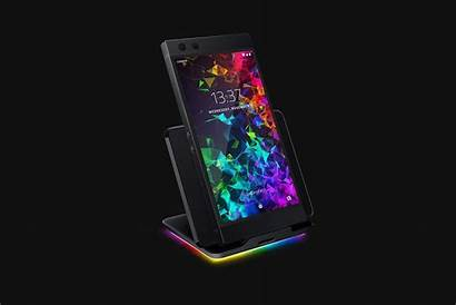 Razer Phone Charger Wireless Gaming Rgb Mobile