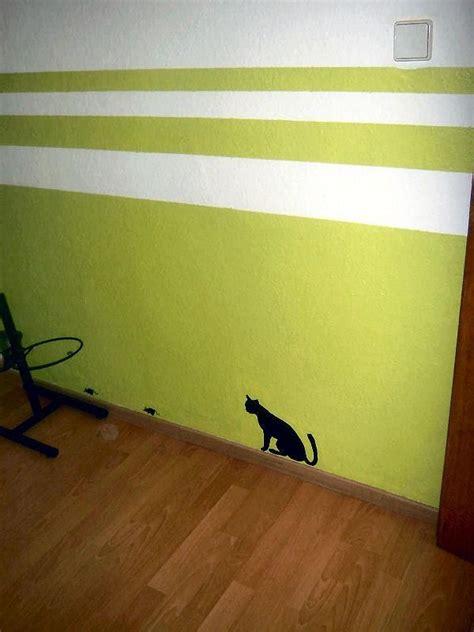 Wandgestaltung Mit Streifen by Die Besten 25 Wandgestaltung Streifen Ideen Auf