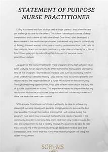 Sample Resume Picture Get Statement Of Purpose Nurse Practitioner Sample Here