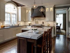 L Shaped Kitchen With Island Flooring Home Ideas