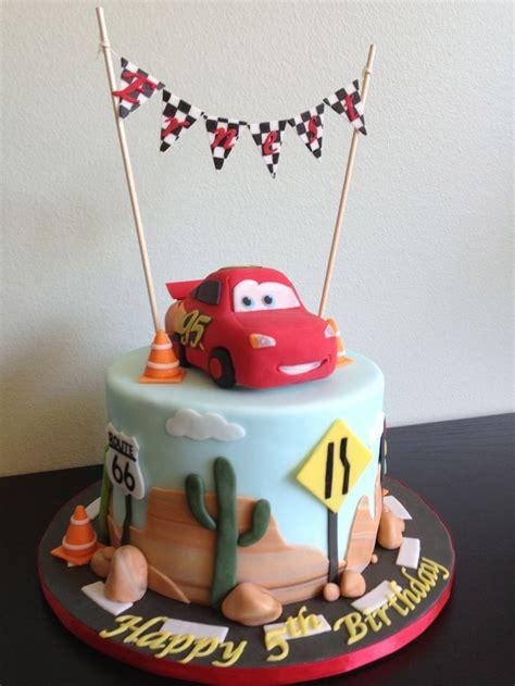 lightning mcqueen cake ideas  pinterest cars