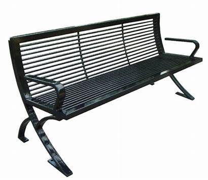 Park Metal Spb Benches Commercial Outdoor Bench