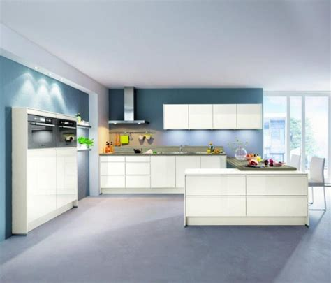 modele cuisine blanc laqué fiche cuisine impuls ip7500 blanc haute brillance