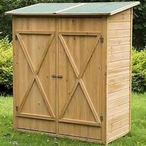 Remise En Bois Pour Jardin : meuble armoire abri de jardin rangement outils exterieur ~ Premium-room.com Idées de Décoration