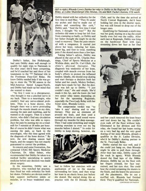 Classic Art Skating Skate Magazine 1980