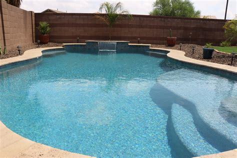 build a new swimming pool in tucson arizona