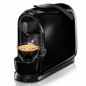 Tchibo De : tchibo cafissimo pure kapselmaschine f r kaffee espresso und caff crema black ~ Eleganceandgraceweddings.com Haus und Dekorationen
