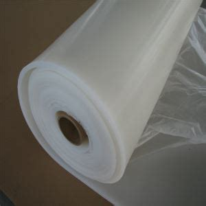 sale cheap thin clear silicone rubber sheet roll