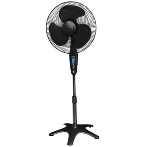 honeywell quietset stand fan the honeywell hs 1655 quietset 16 quot stand fan black