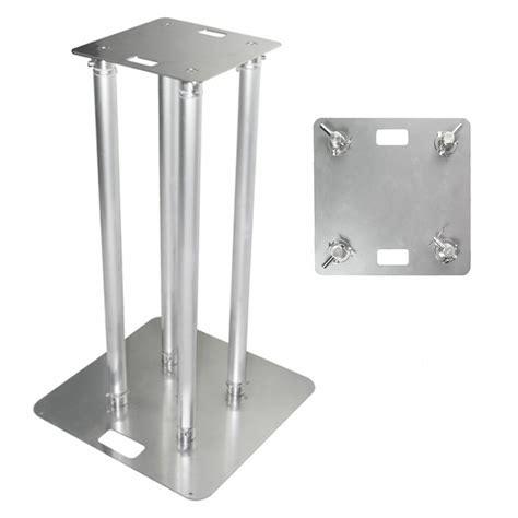dj light stand vonyx professional mobile dj truss plinth lighting stand