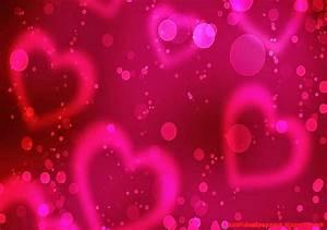 Pink Hearts Wallpaper | Cool HD Wallpapers