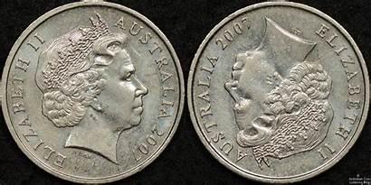 Coin Australian Coins Double 2007 Obverse Five