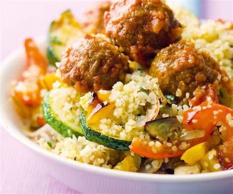 couscous legumes viande recette facile gourmand